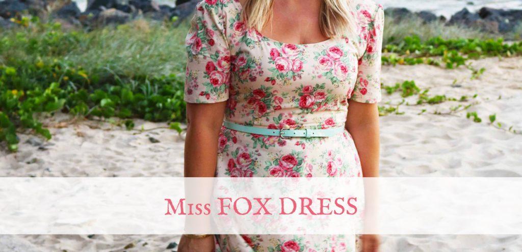 Miss Fox Dress