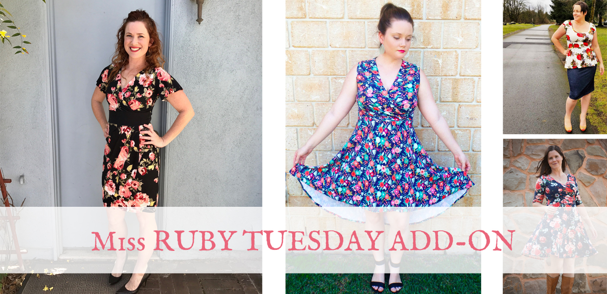 MISS RUBY TUESDAY – Add On