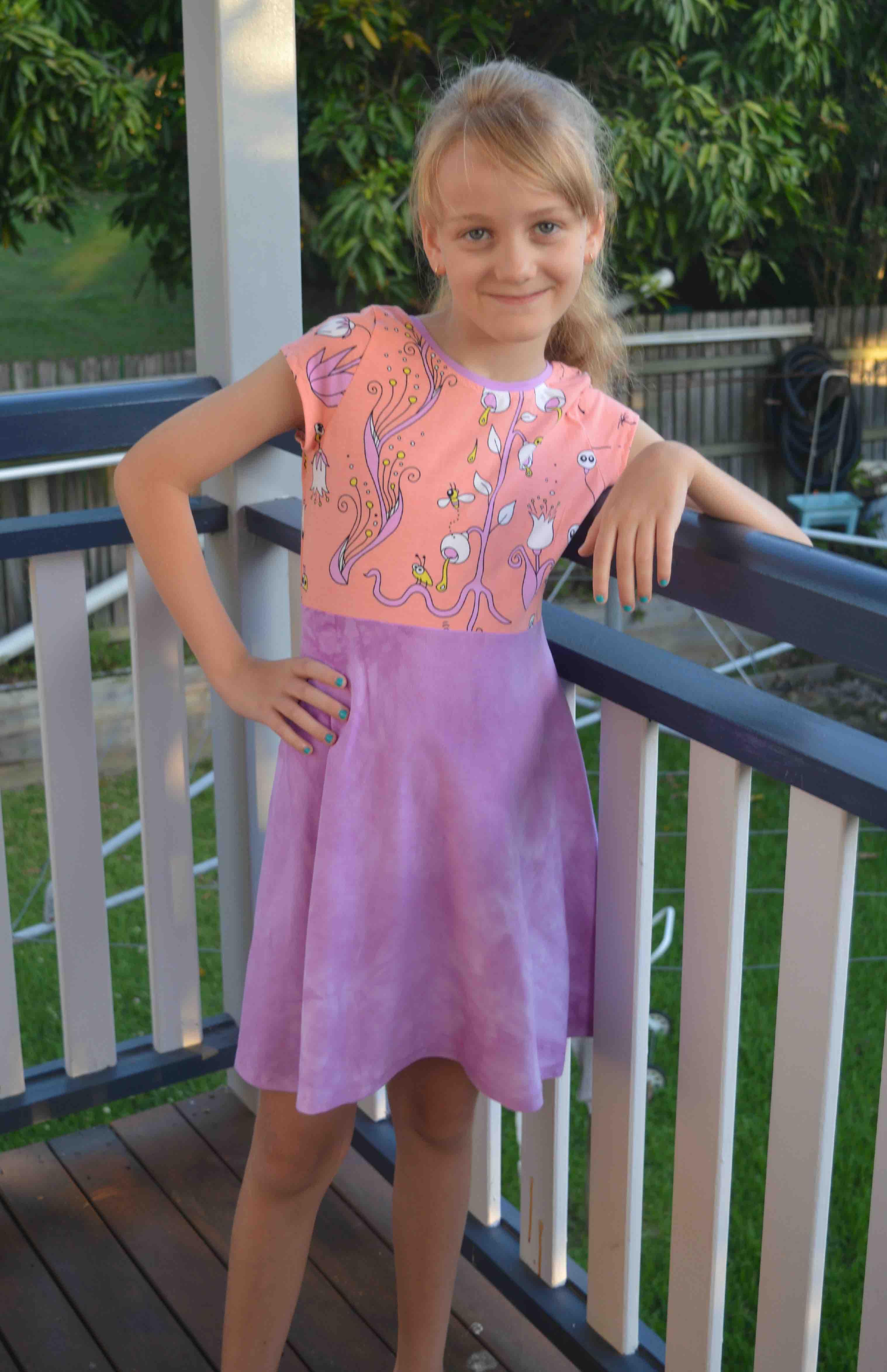 Little Miss Ruby Tuesday Dress